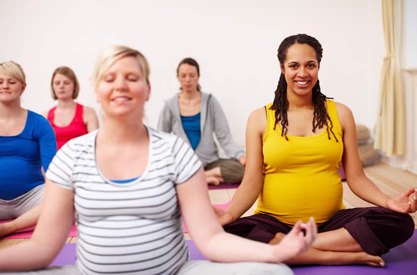 Doğum öncesi yapılan egzersizler